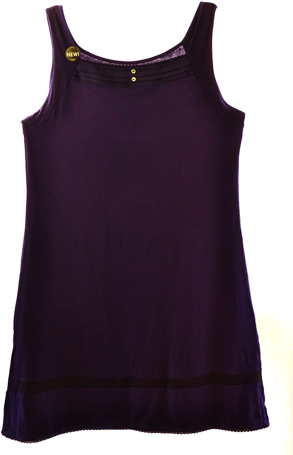 Vanity Fair Modal Sleeveless Nightgown