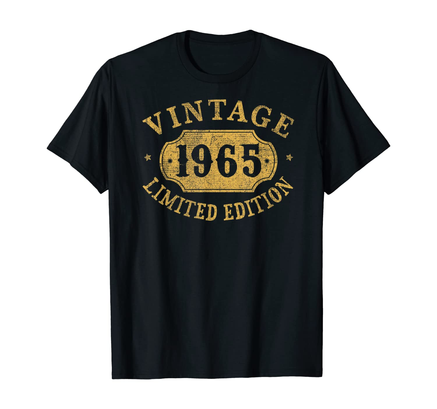 55 years old 55th Birthday Anniversary Gift Limited 1965 T-Shirt