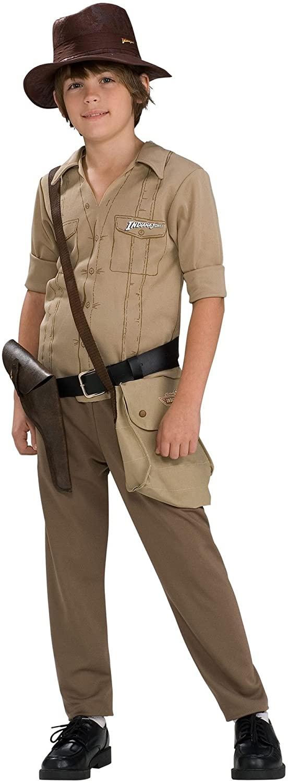 Indiana Jones Child Costume - Large