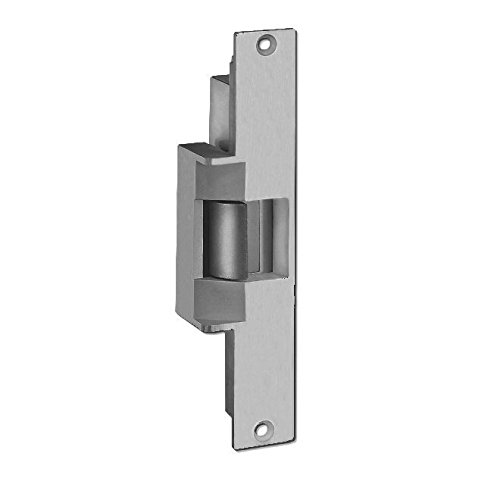 HES 18101412 310 2 Folger Adam Electric Strikes 3/4 Keeper Depth, Grade 1, Stainless Steel