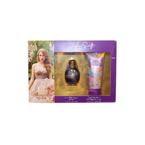 Taylor Swift Wonderstruck 2 Piece Gift Set for Women, 1.0 Ounce