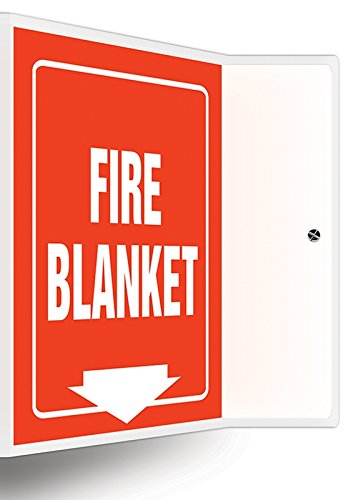FIRE BLANKET (2 Pack)