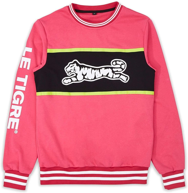 Le TIGRE Men's Gilmore Crewneck Sweatshirt