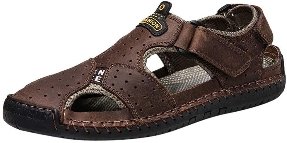 YKARITIANNA Men's Summer Fashion Trend Beach Casual Comfort Wild Sandals