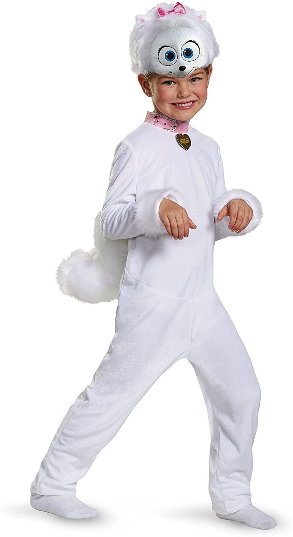 Gidget Classic The Secret Life of Pets Universal Costume, X-Small/3T-4T