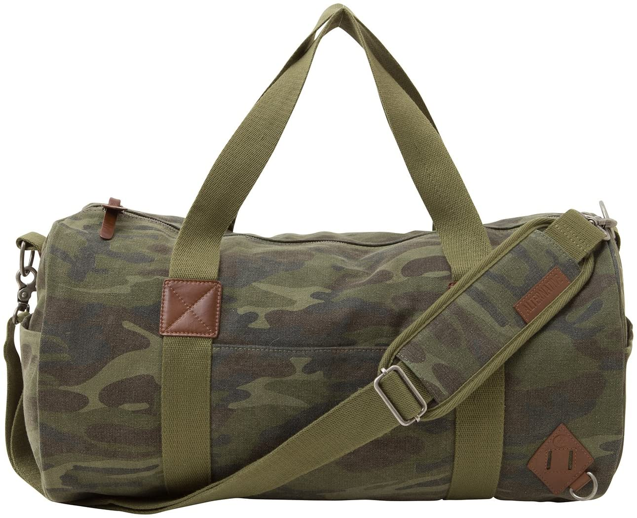 Alternative Duffel Bag, Camouflage, OS