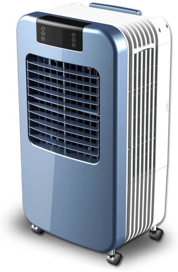 SJBDGGJ Personal evaporative air cooler,Compact portable air conditioner Apply to office,Home living room,Kitchen and bedroom-A