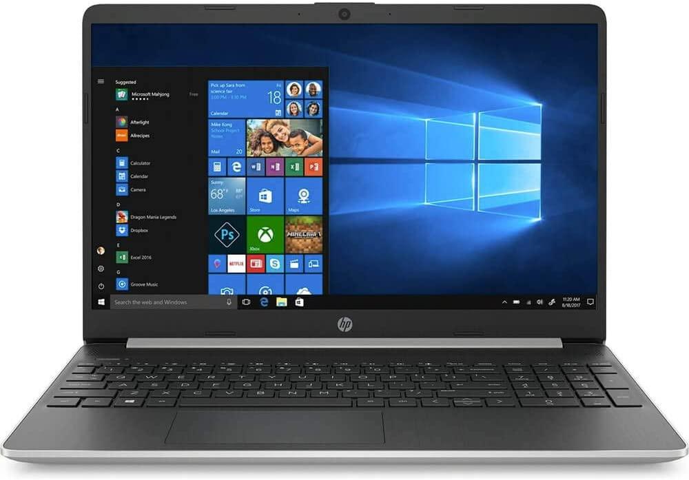 HP 15DY1076NR 15.6 inch I5, 8GB, 256GB, Windows 10