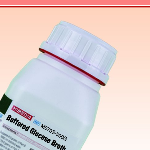 HiMedia M070S-500G Buffered Glucose Broth, 500 g