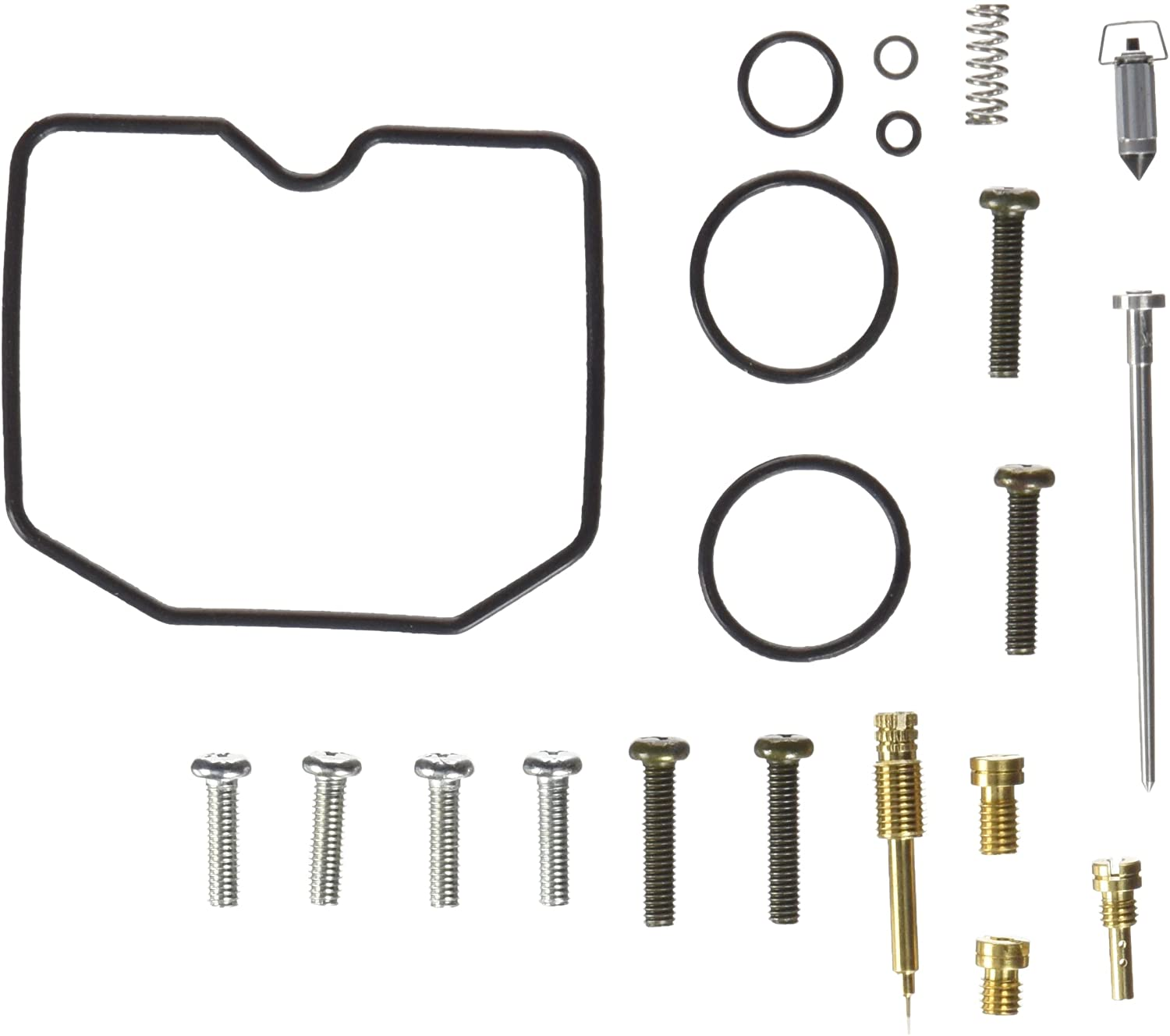 All Balls Carburetor Repair Kit 26-1226 Kawasaki KLF300C Bayou 2x4/4X4 1989-1995