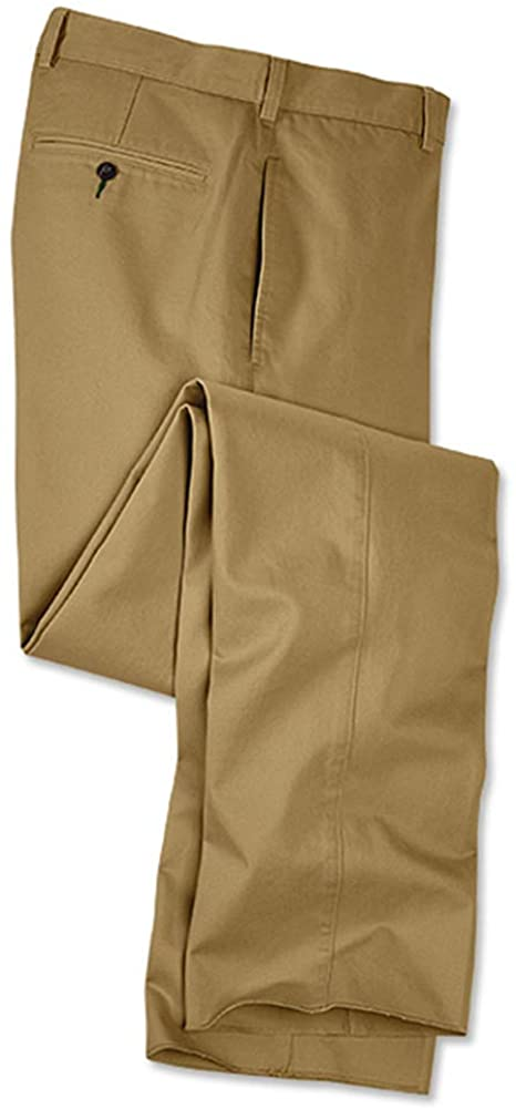 Orvis Ultimate Khakis Pleated Front/Ultimate Khakis - Pleated Front, Field Khaki, Cuffed