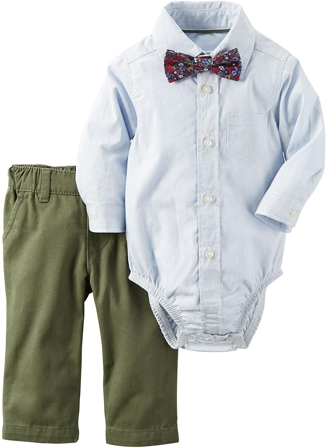 Carter's Baby Boys' 3 Pc Sets 120g110