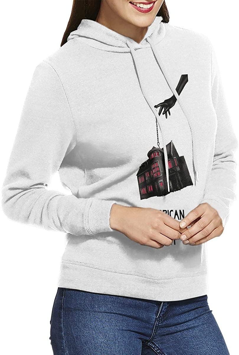 American Horror Story Women's Casual Fashion All-Match Hoodie