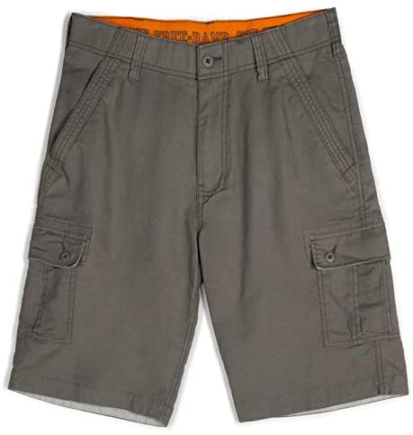 WEAR FIRST. THEN TELL THE DIFFERENCE Sateen Cargo Short