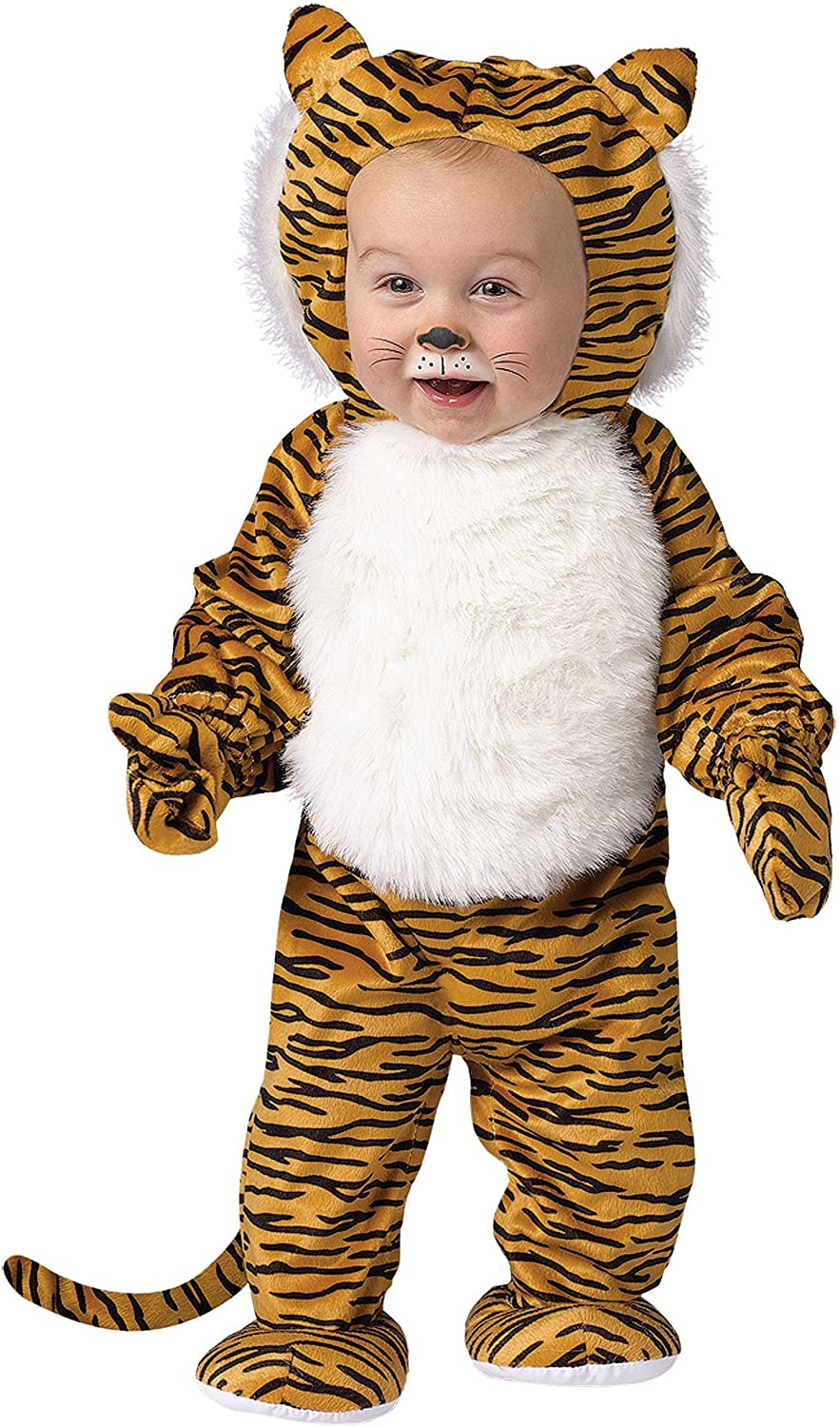 Fun World Costumes Baby's Cuddly Tiger Infant Costume