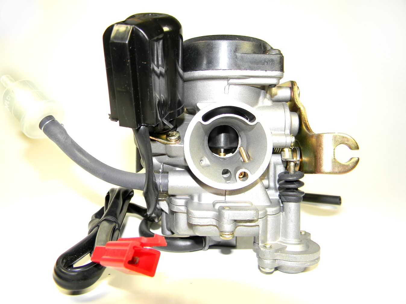 50cc Scooter Carburetor designed specifically for GY6 QMB139 4-stroke scooter, ATV, and dirt bike engines