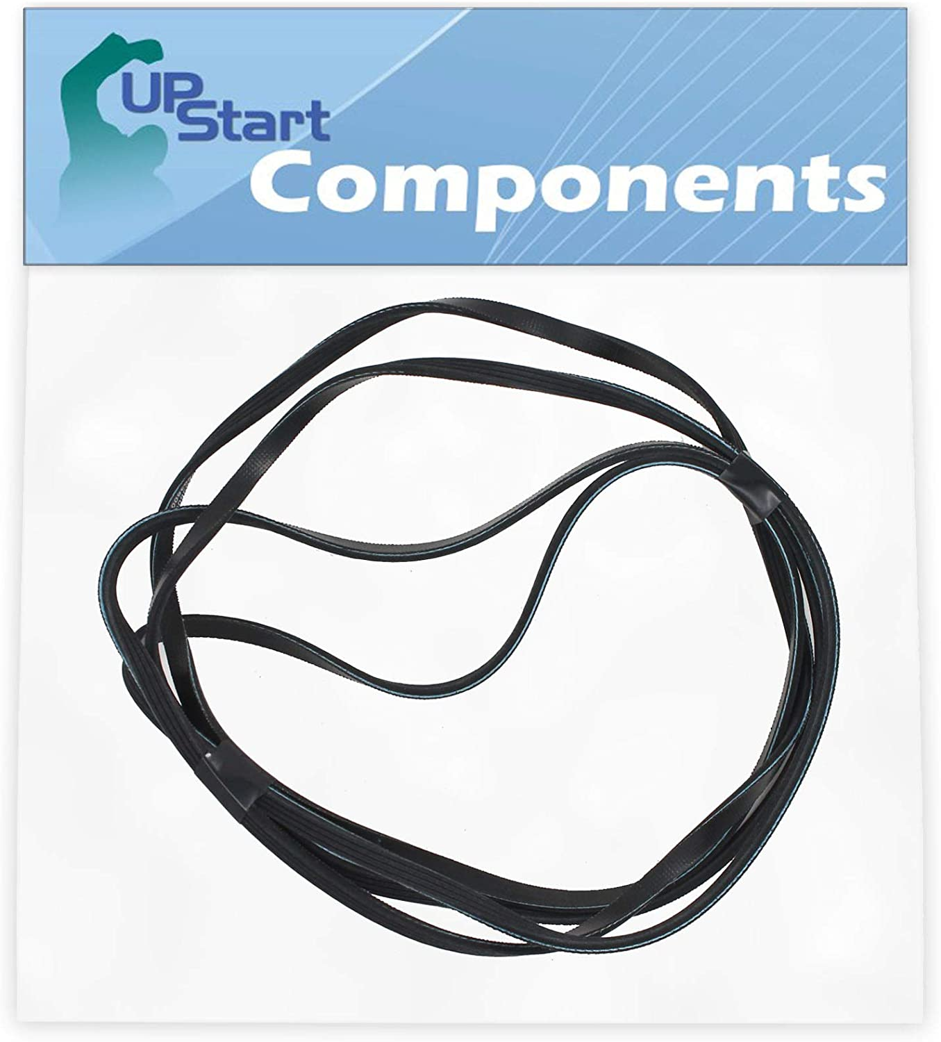 134503600 Dryer Belt Replacement for Frigidaire GLER341AS2 - Compatible with 134163400 Drum Belt