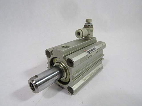 SMC CDQ2WB32-30D Compact Double Acting Cylinder 32mm Bore 30mm Stroke