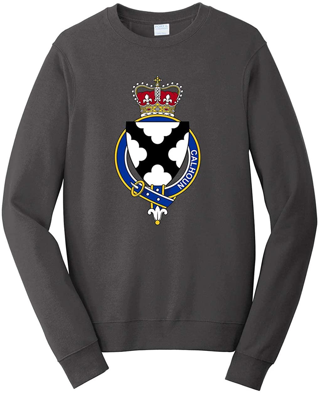 Tenacitee Unisex Scottish Garter Family Calhoun Sweatshirt
