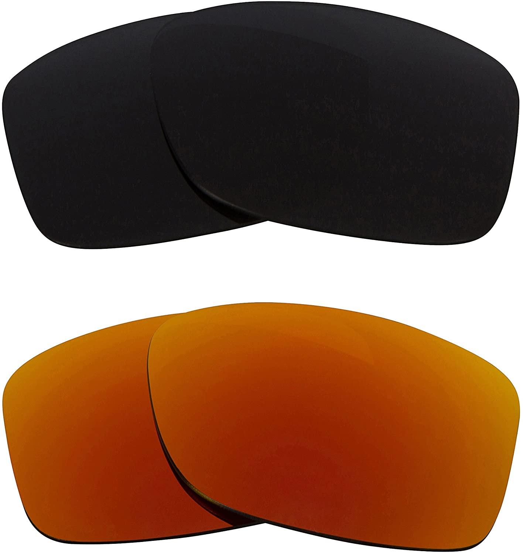 SeekOptics Replacement Lens Compatible with Oakley JupiterCarbon Sunglass