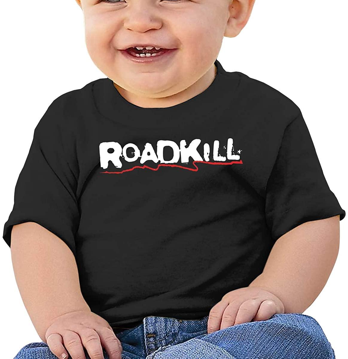 1743 Funny 2019 Roadkill Comfortable Baby T-Shirt