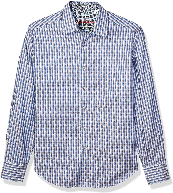 Robert Graham Men's Berman L/S Woven Shirt