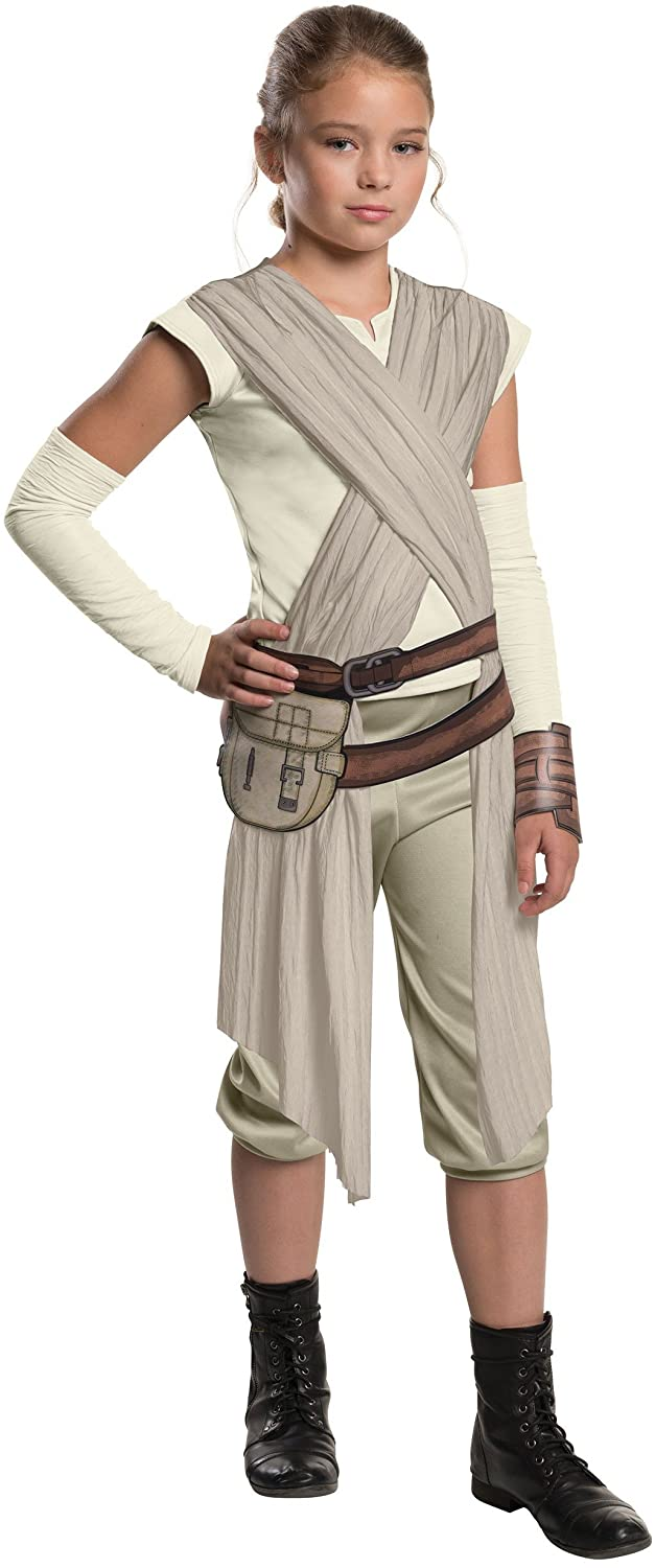 Deluxe Rey Child Costume - Small