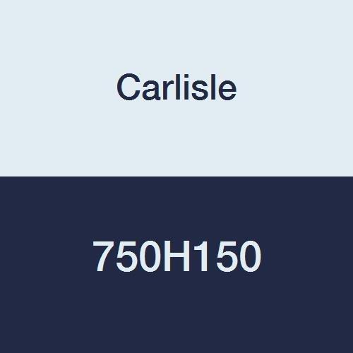CARLISLE 750H150 Synchro-Cog Synchronous Timing Belt, Rubber, 75