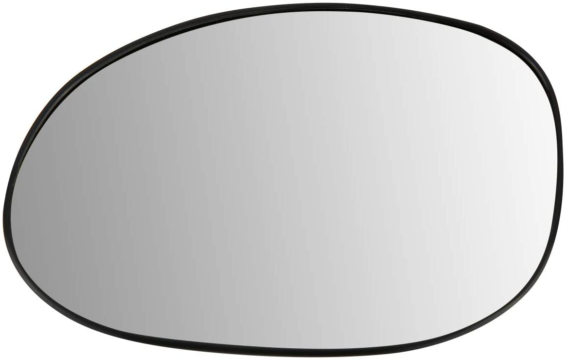 5069107AA OE Style Driver/Left Side Mirror Glass Lens w/Heated Replacement for Chrysler PT Cruiser 01-05