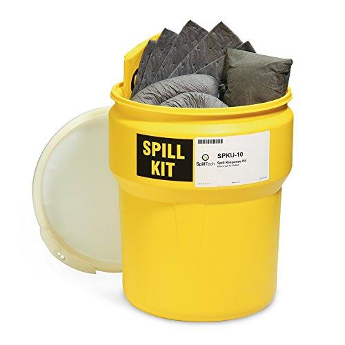 SpillTech SPKU-10 Universal 10-Gallon Spill Kit