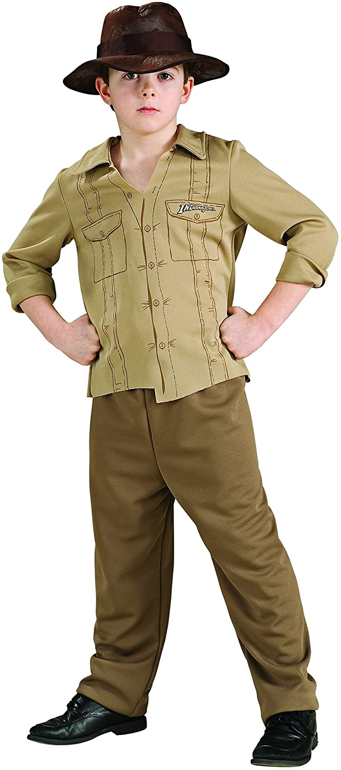 Indiana Jones Child's Costume, Medium
