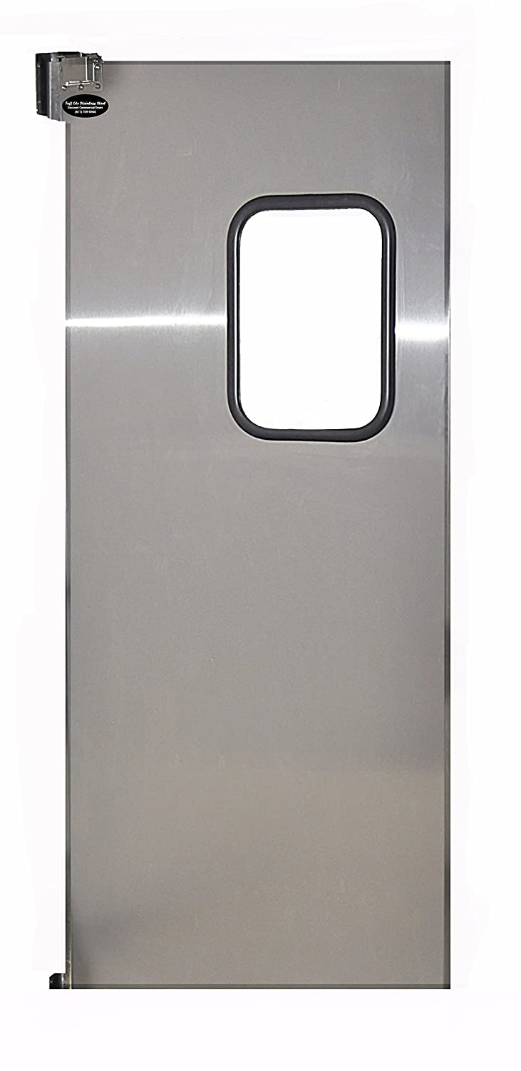 World Manufacturing TLS3684S Tuff Lite Stainless Steel 36