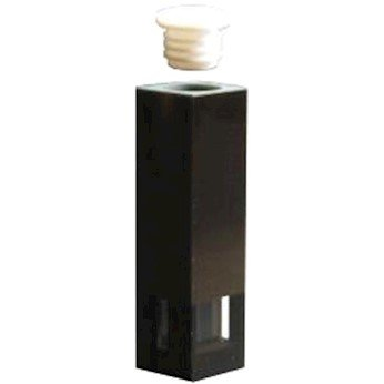 Sub-Micro Quarz Cuvette, 50 uL, Z = 8.5 mm, fluorometry