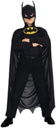 Batman Cape Costume Accessory Hooded Cape