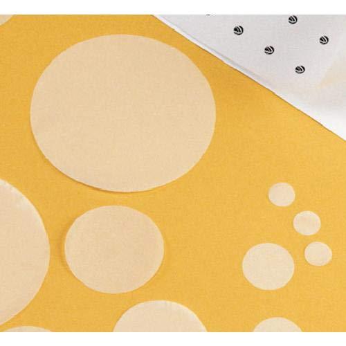 GVS Life Sciences 1215637 Polycarbonate Track Etched Membrane Disks, 8.0 Micron Pore Size, 47mm Diameter (Pack of 100)