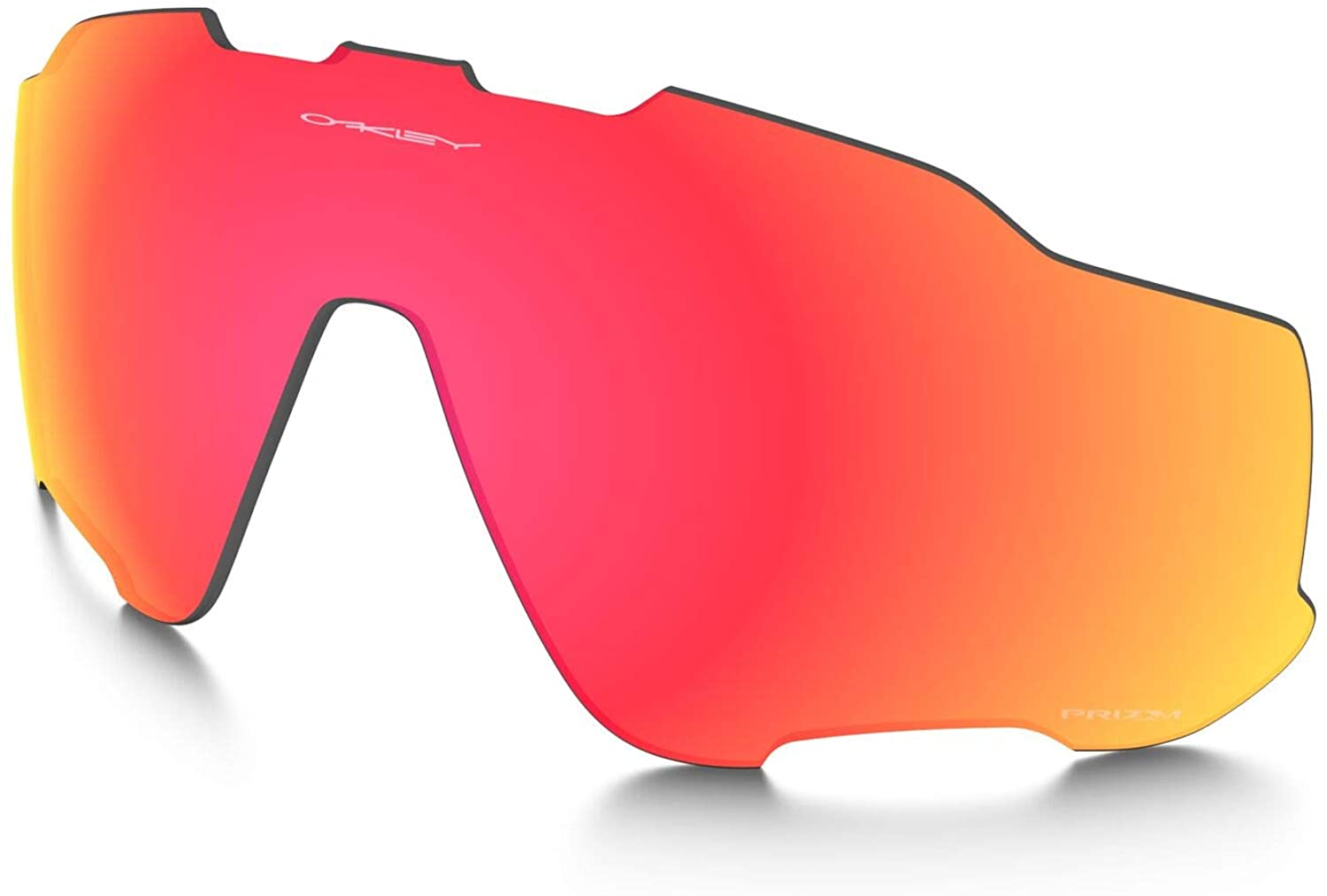 Oakley Jawbreaker Replacement Lenses Sport Sunglass, Prizm Ruby Polarized, One Size