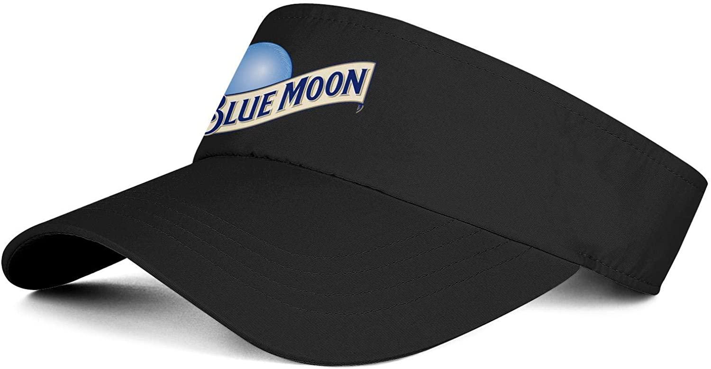 Coors-Light-Beer-Logo-Mens Unisex Sun Visor Caps Funny Baseball Hat