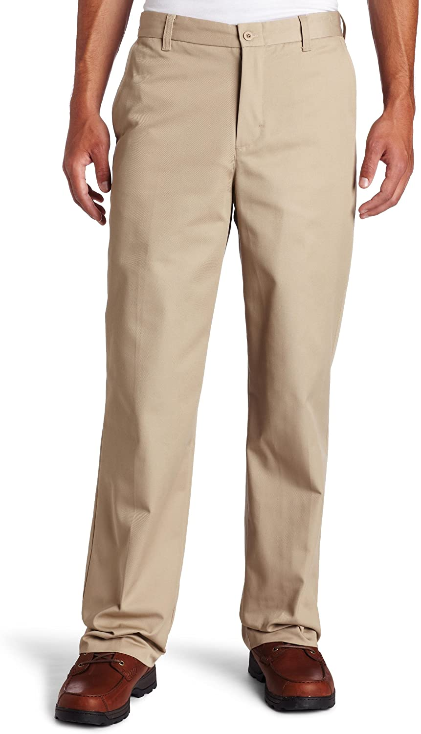Classroom Men's Imported Flat Front Pant