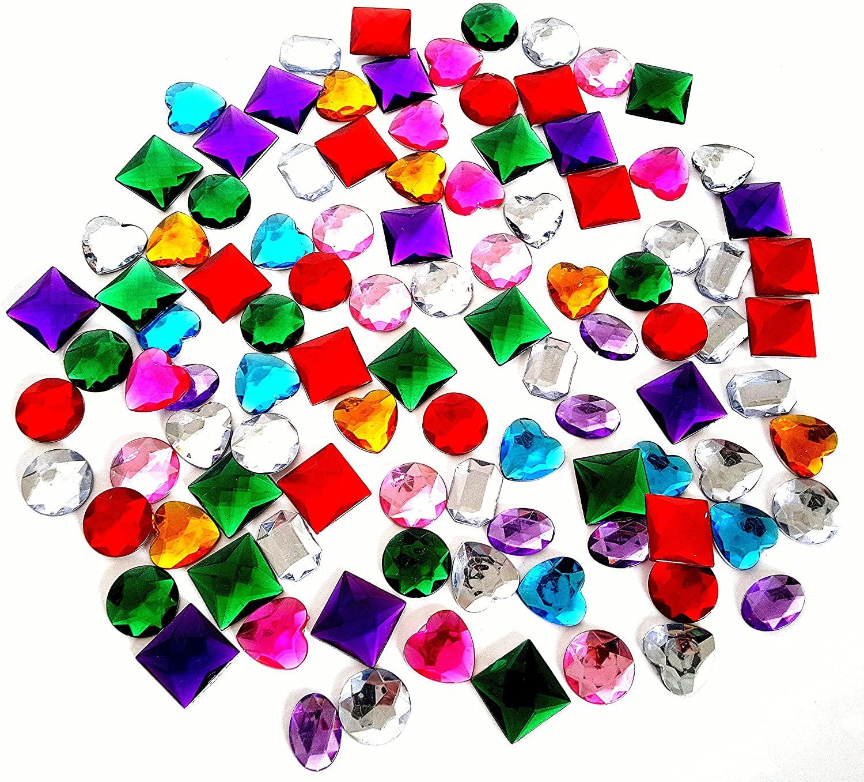 Dondor Self Adhesive Craft Jewels, 1