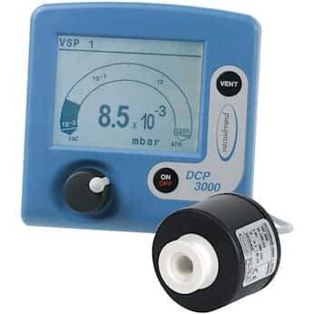 Vacuubrand 683190 DCP3000 and VSP3000 Digital Meter and Gauge Set