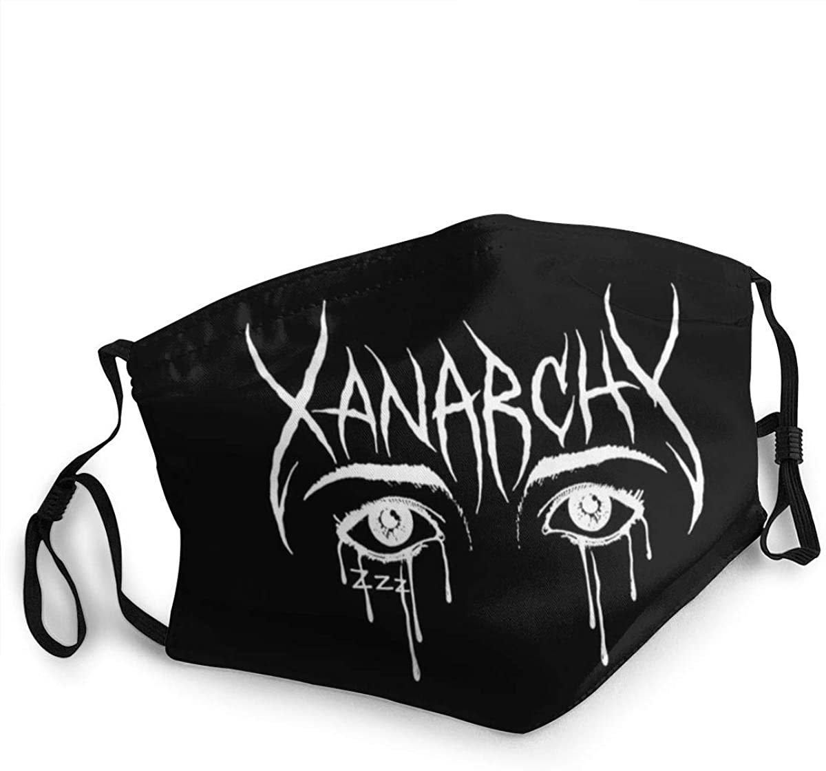 Xanarchy Unisex Dust-Proof And Wind Proof Comfortable Face Scarf With Head Scarf And Neck Scarf