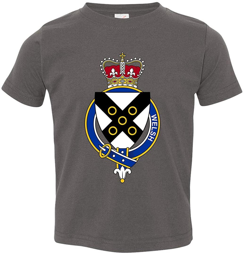 Tenacitee Baby's Scottish Garter Family Welsh Shirt
