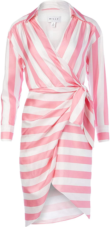 MILLY Women's Stripe Dress