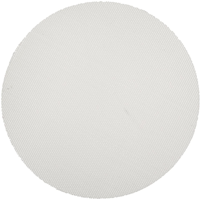 Dynalon Kartell 242845-110 High Density Polyethylene Mesh Filtering Discs for Buchner Funnel, 110mm Diameter (Case of 50)
