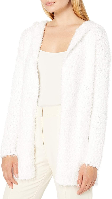 Tribal Women's Long Sleeve Hood Sweater Cardigan