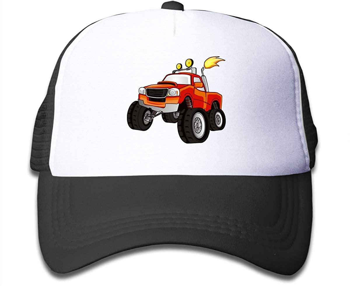 Waldeal Big Boys The Fierce Dinosaur Trucker Mesh Hat Adjustable Baseball Cap