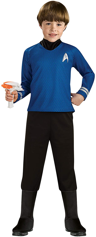 Star Trek into Darkness Deluxe Spock Costume, Large