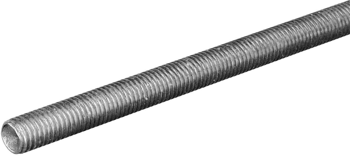 Boltmaster 11027 Th Rod Zp1/2-13X3'