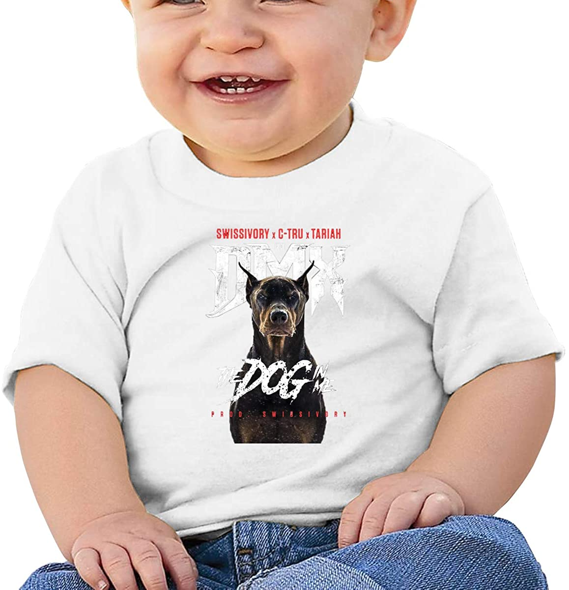AP.Room Colorful Short-Sleeved Comfortable and Refreshing Shirt DMX Baby T-Shirt