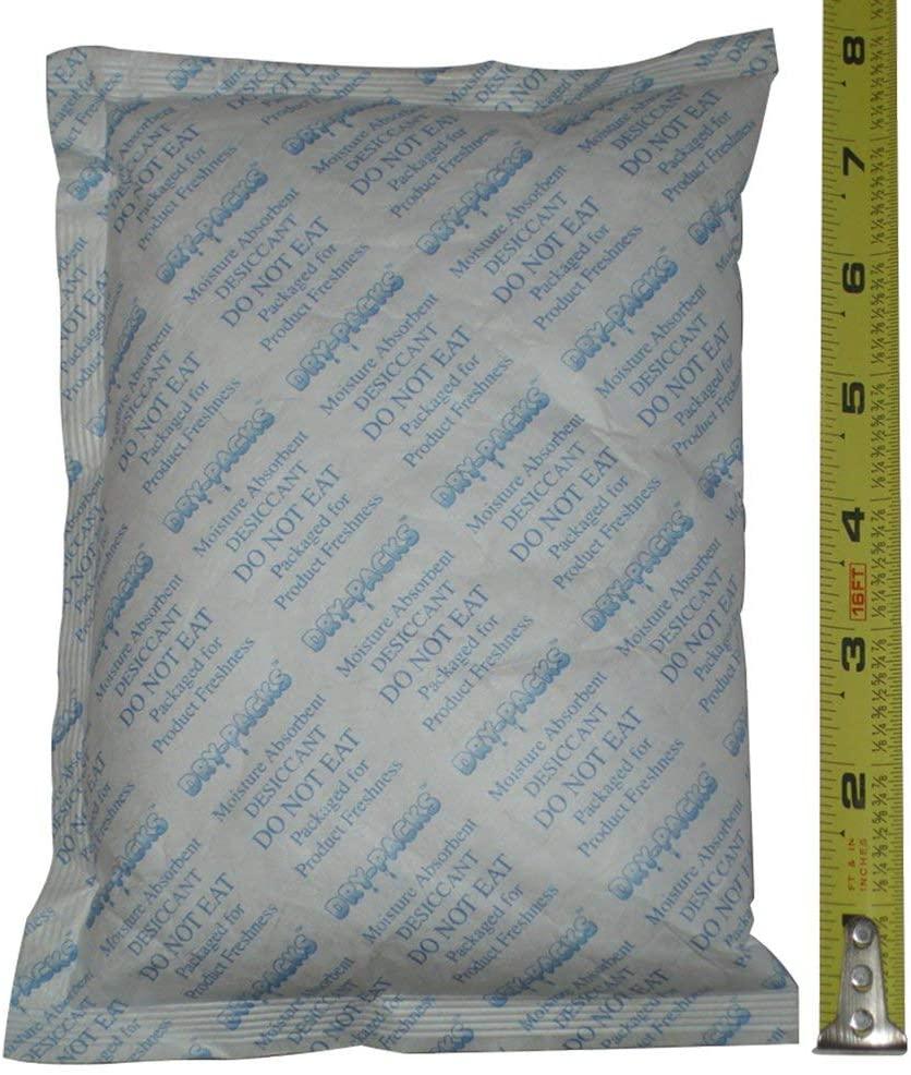 Dry-Packs 448gm Tyvek Silica Gel Packet, Pack of 3
